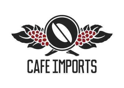 Coffee Wholesaler Corporate Logo Design