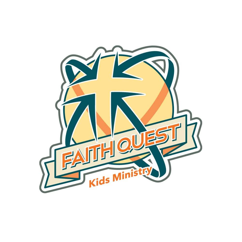 Church Kid's Ministry Logo Design
