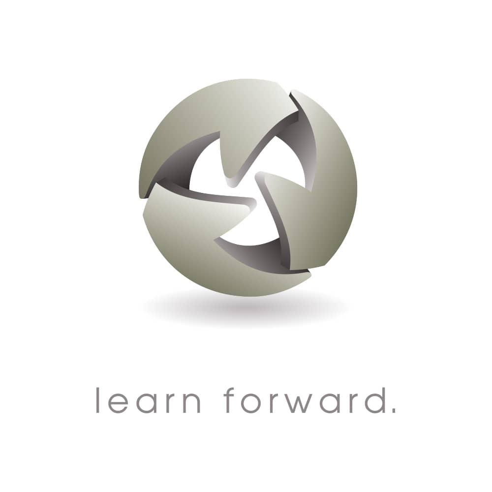 Corporate logo and tagline design