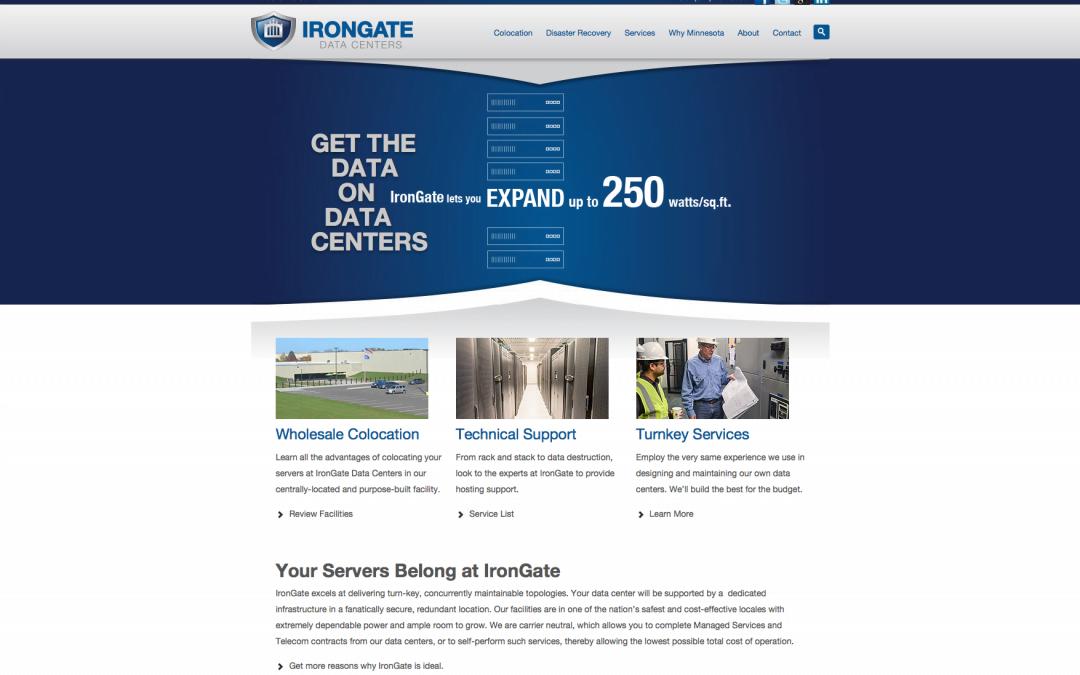Iron Gate Data Centers